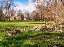 Gli scavi di Castelseprio