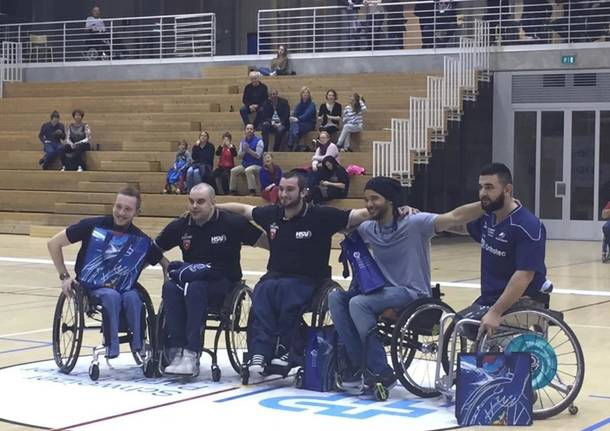 handicap sport varese