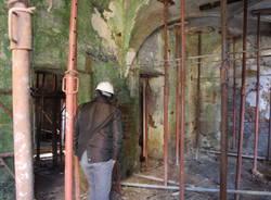 I restauri nell'ex convento del Crocefisso
