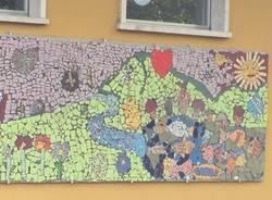 il mosaico della scuola di brenta