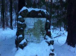il tenente nella neve