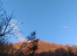 incendio arcumeggia