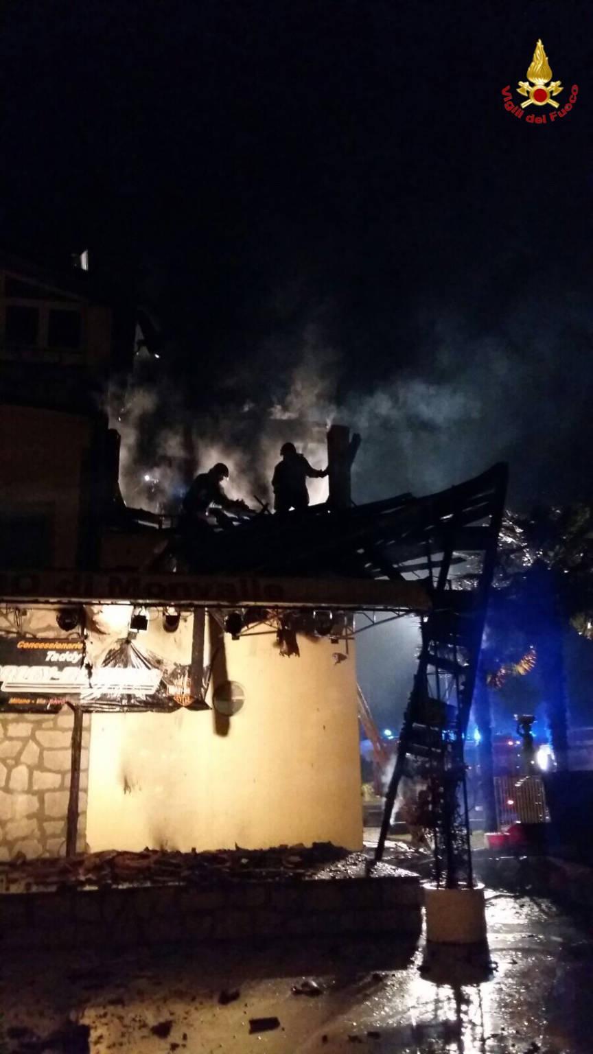 Incendio Monvalle