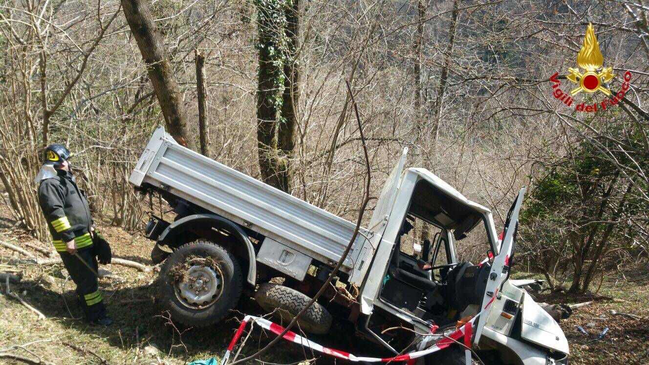 incidente porto valtravaglia