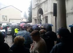 Induno Olona - Funerale Maria Angela Bianchi