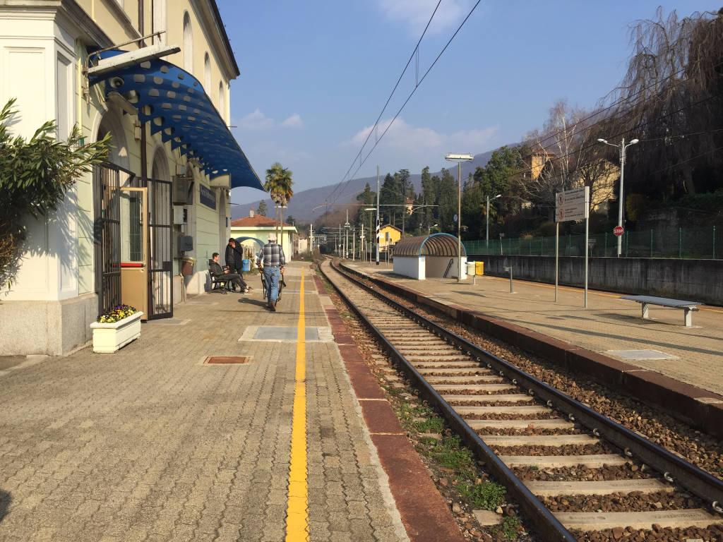 La compagnia della rotaia, Porto Valtravaglia