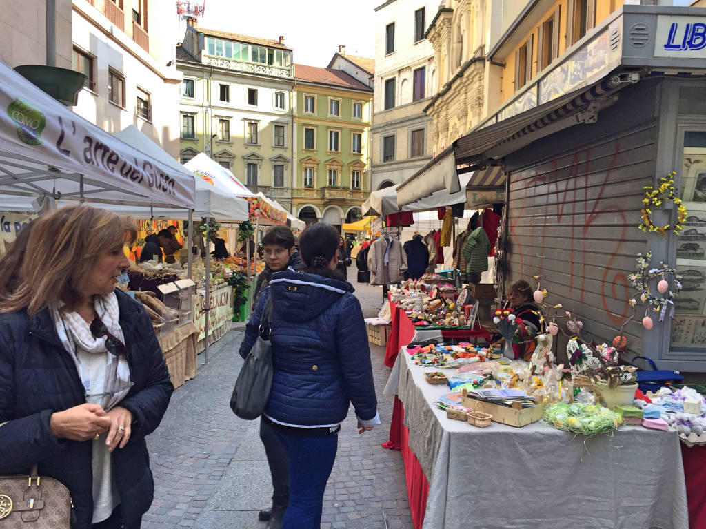 La festa di San Giuseppe a Varese
