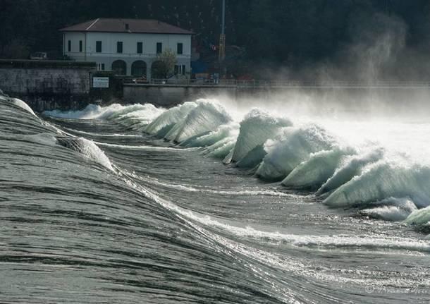 La forza dell'acqua