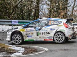 La Prova Speciale 4 del Rally dei Laghi 2016