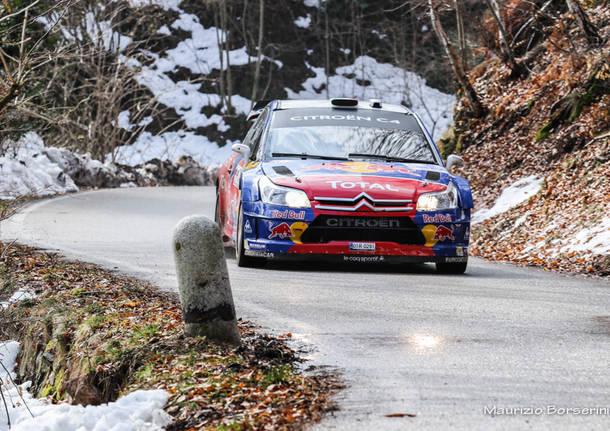 La PS 5 del Rally dei Laghi 2016 (Valganna - Alpe Tedesco)