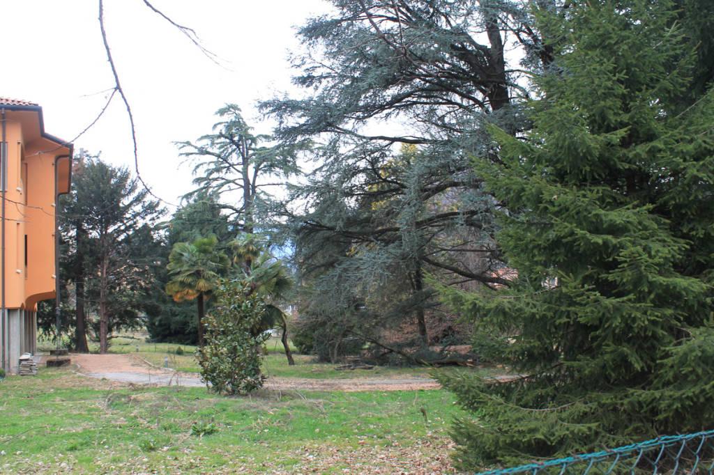 Lavena Ponte Tresa - La villa donata al Comune