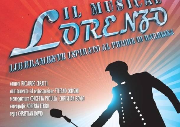 Lorenzo, il musical