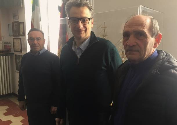 Marcello Tronconi Roberto Azzalin Francesco Todaro