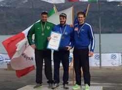 mauro crenna campione d'italia 2016 kayak fondo k1