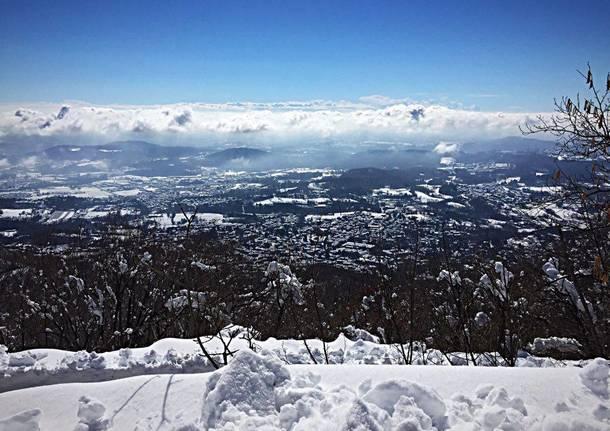 Monte Orsa neve