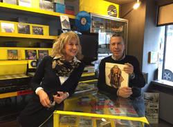 Musical Box, il negozio di dischi di Besozzo
