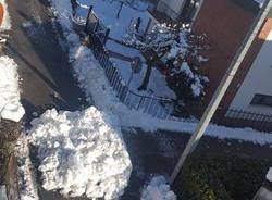 neve lavena ponte tresa 6 marzo