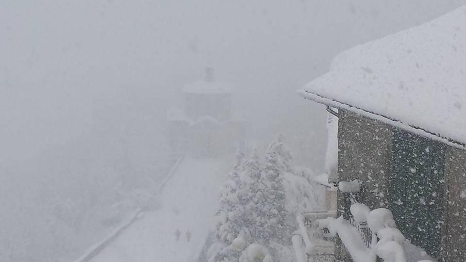 """Neve, le foto da """"Oggi nel Varesotto"""" - 1"""