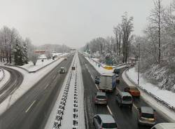 Nevicata di marzo 2016