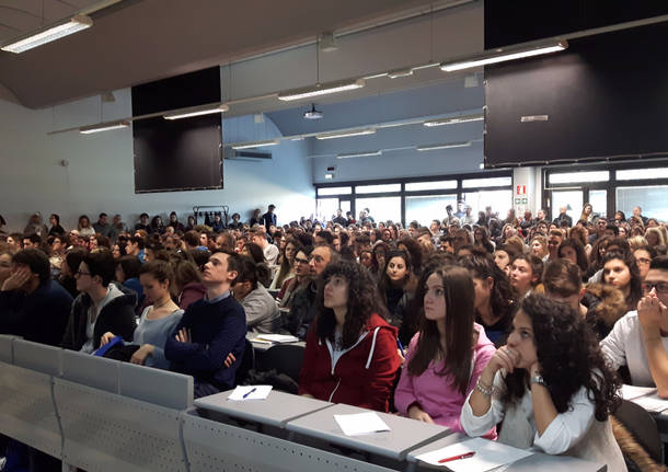 L'open day dell'Insubria