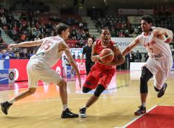 Openjobmetis Varese - Anversa Giants 92-81