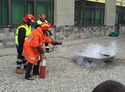 ora protezione civile laveno mombello marzo 2016