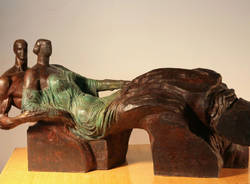 paolo borghi scultura