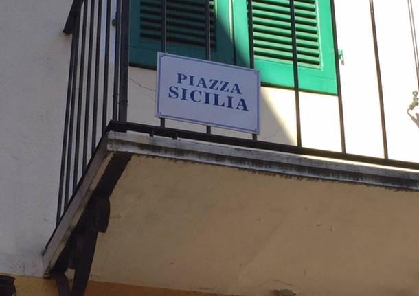 piazza sicilia cunardo