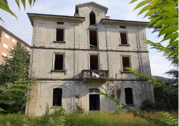 Progetto albergo a Germignaga di Paolo Viganò