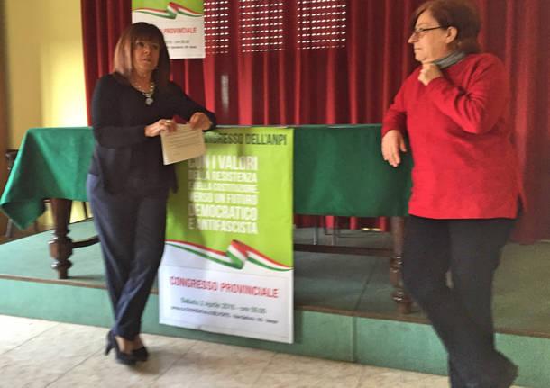 Quinto congresso provinciale Anpi