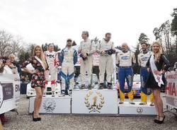 Rally dei Laghi 2016, i vincitori