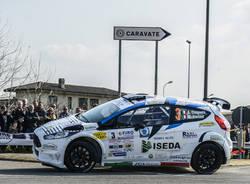 Rally dei Laghi 2016 - Prova spettacolo a Caravate