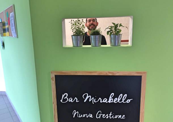Riapre il bar Mirabello