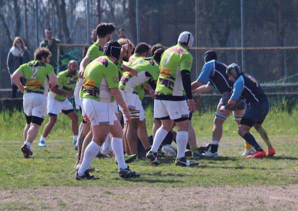 Rugby Tradate - Unni Valcuvia 17-24