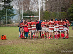 Rugby Varese - Cus Milano 8-37