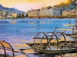 Saluti da Lugano romanzo