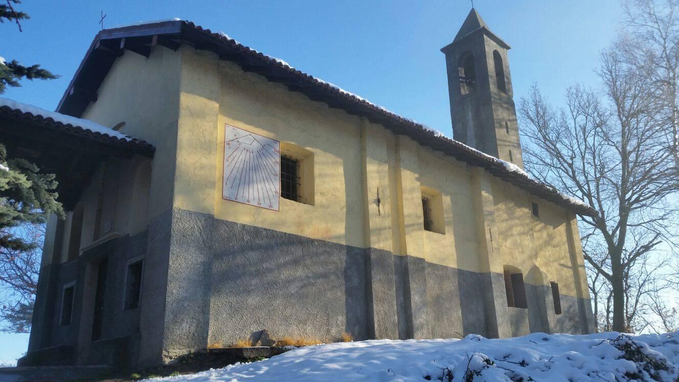 San Quirico in bianco