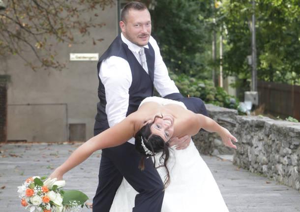 Sara e Fabrizio
