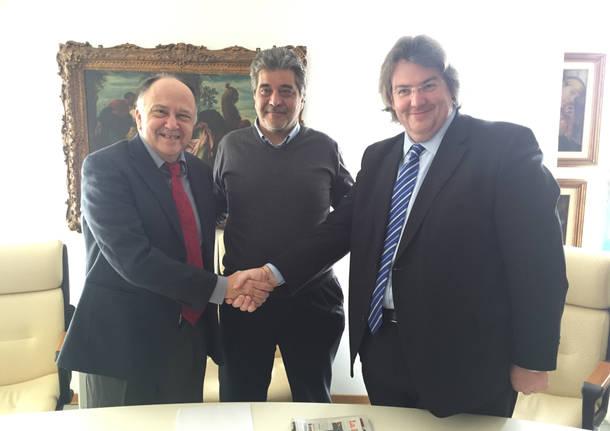 Stefano Malerba e Christian Campiotti