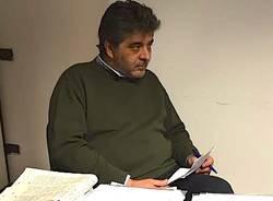 Stefano Malerba incontra i frontalieri