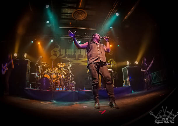 Symphony X in concerto all'Alcatraz