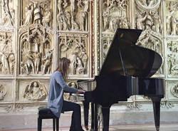 Un pianoforte a casa Pogliaghi