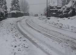Un sabato sotto la neve