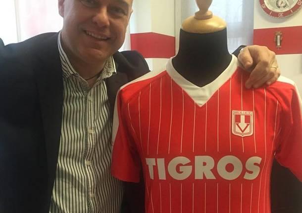 Varese calcio presentazione