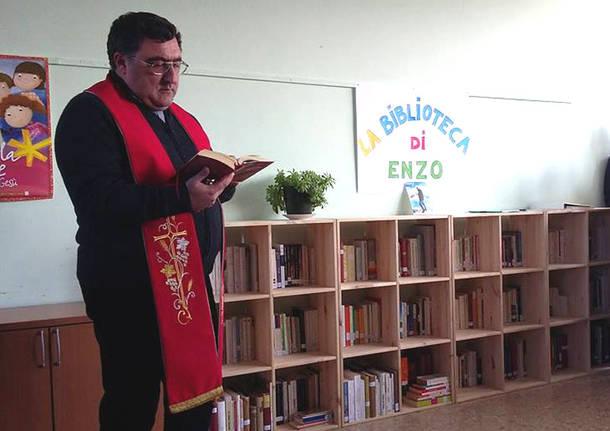 Vedano OLona - biblioteca Enzo Zuccoli