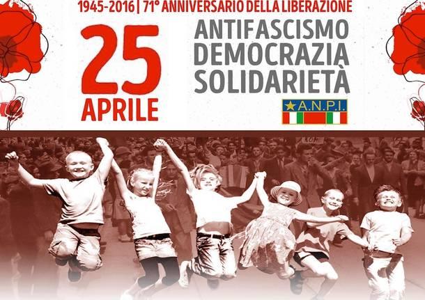 25 aprile Samarate