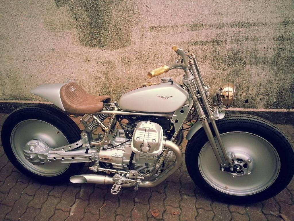 A Origgio i re delle moto customizzate