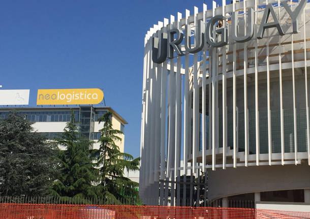 A Origgio rinasce il padiglione di Expo dell'Uruguay