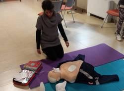 azzio corso per defibrillatore
