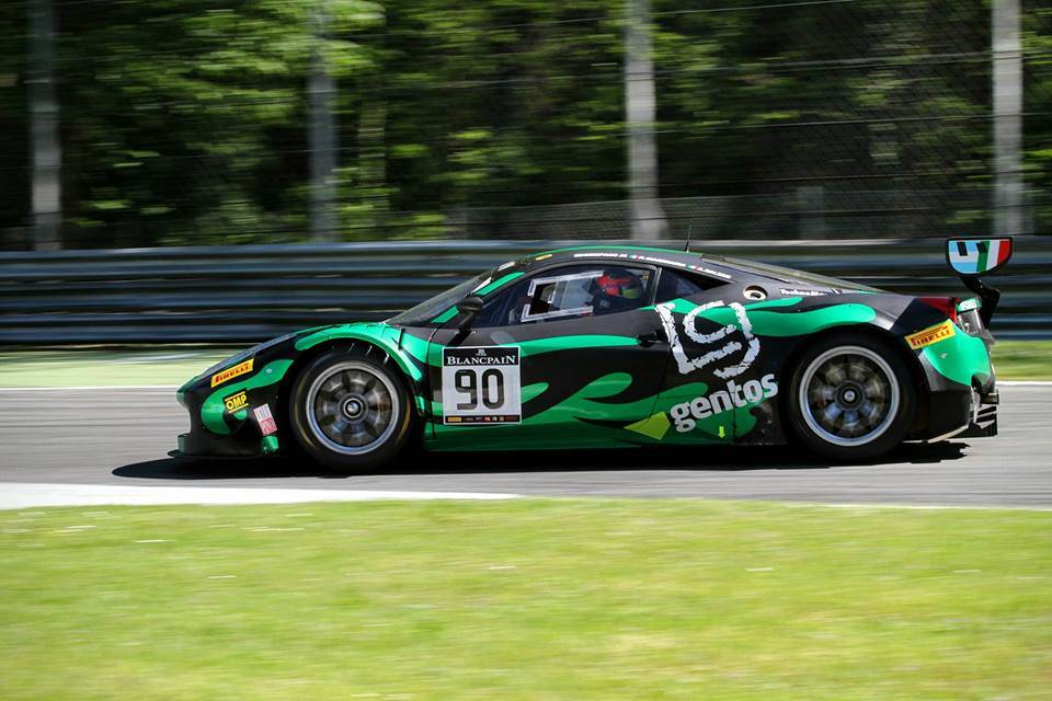 Blancpain endurance series e Lamborghini super trofeo